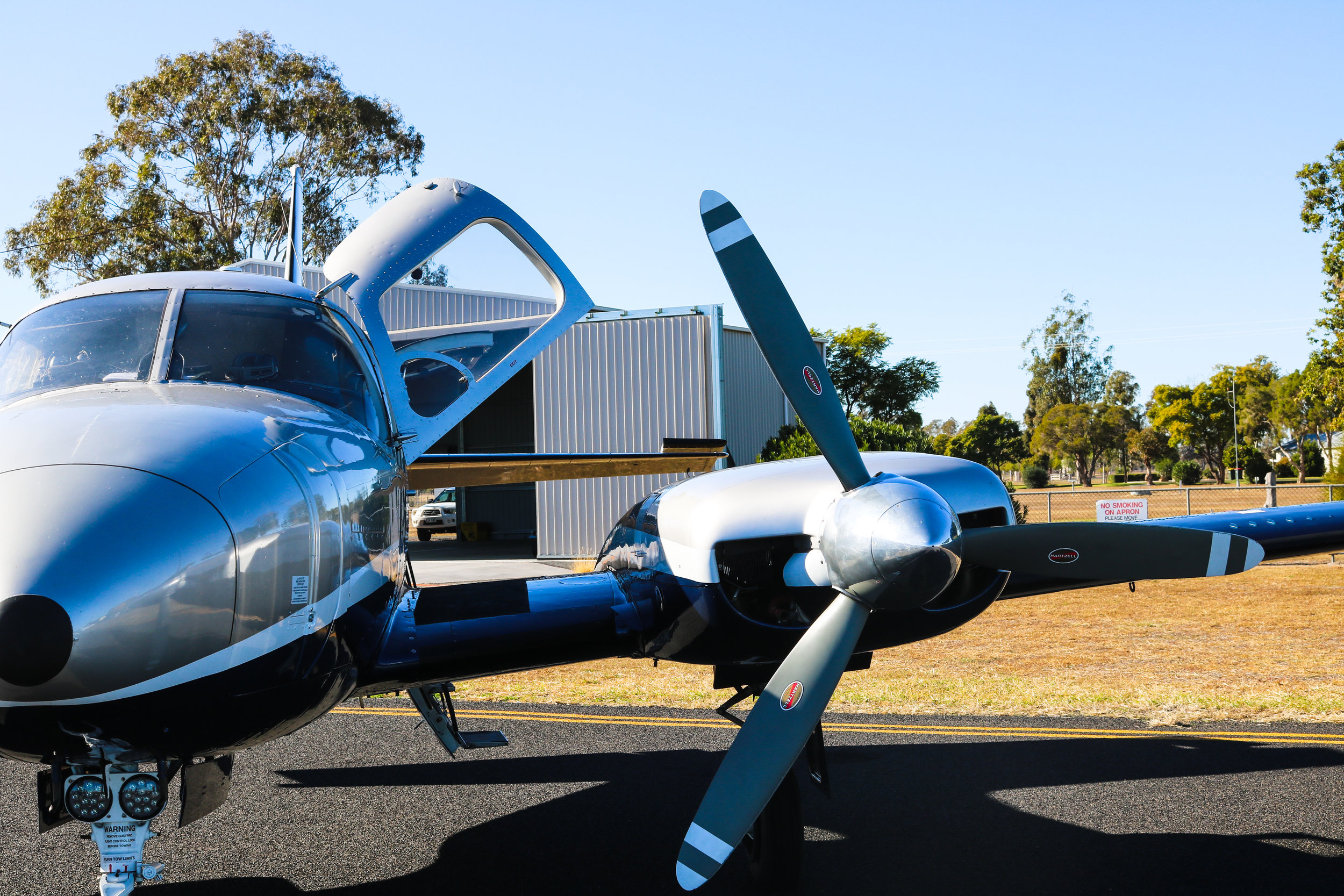 - Air Bush Charter operate a range of single and multi-engine aircraft from several bases in Queensland and New South Wales. We can carry out on demand charter in all weather to most destinations.