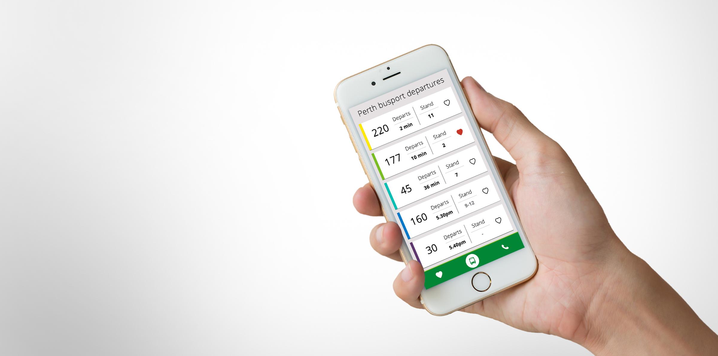 Transperth Assist Phone