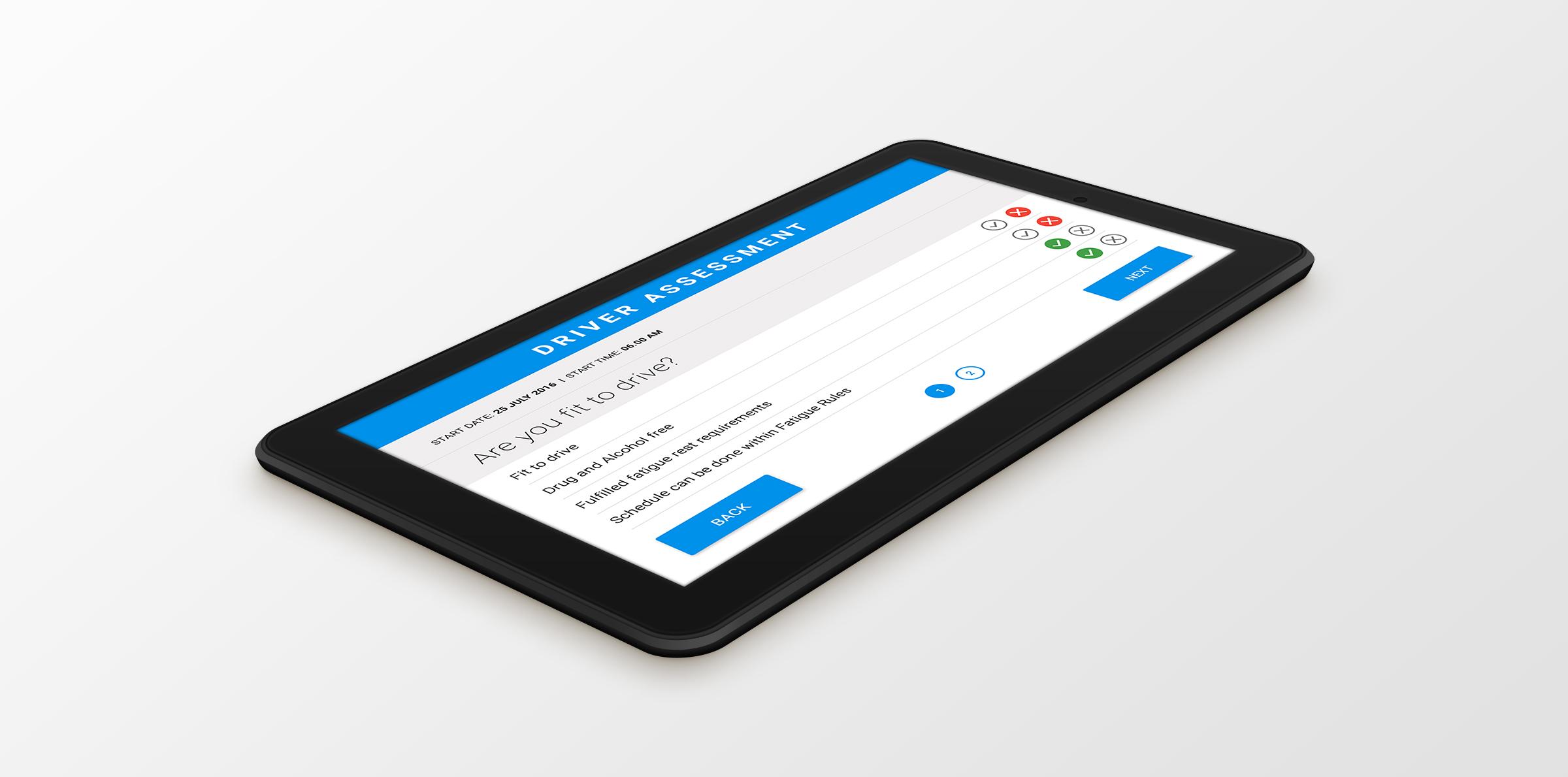 Kleenheat BDMS Tablet
