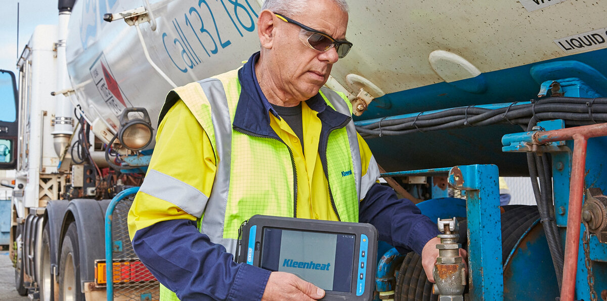 Nov 2016 - The Kleenheat BDMS enterprise Android app launches to help drivers deliver gas more efficiently.