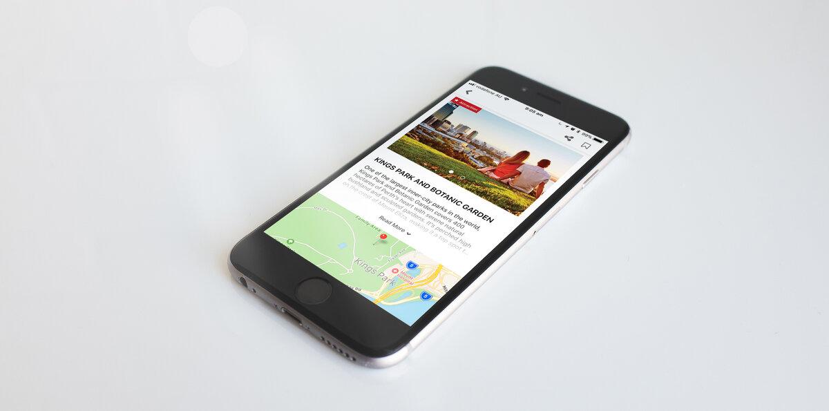 Experience WA Mobile