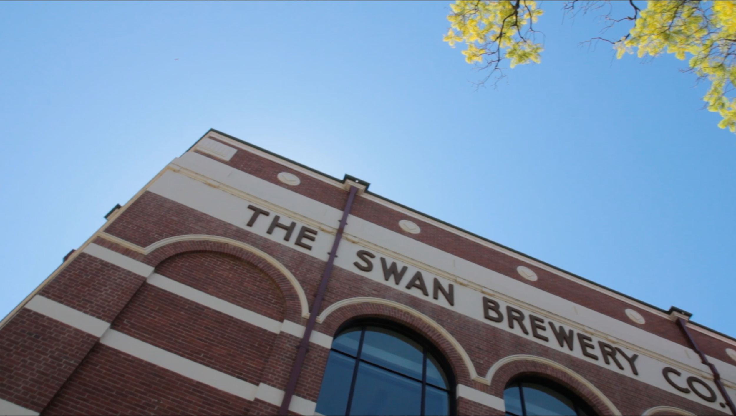 Nov 2010 - Opens new studio at 'The Old Swan Brewery' in Perth.