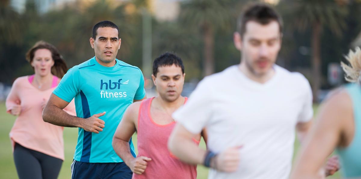 HBF Fitness App