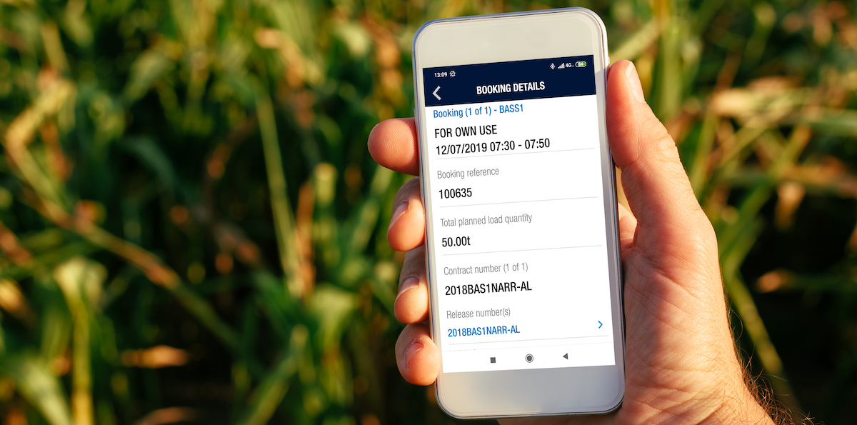CBH Domestics - The new CBH Domestics app (iOS and Android) brings new levels of efficiency and automation to the CBH Domestics Out-turns process.