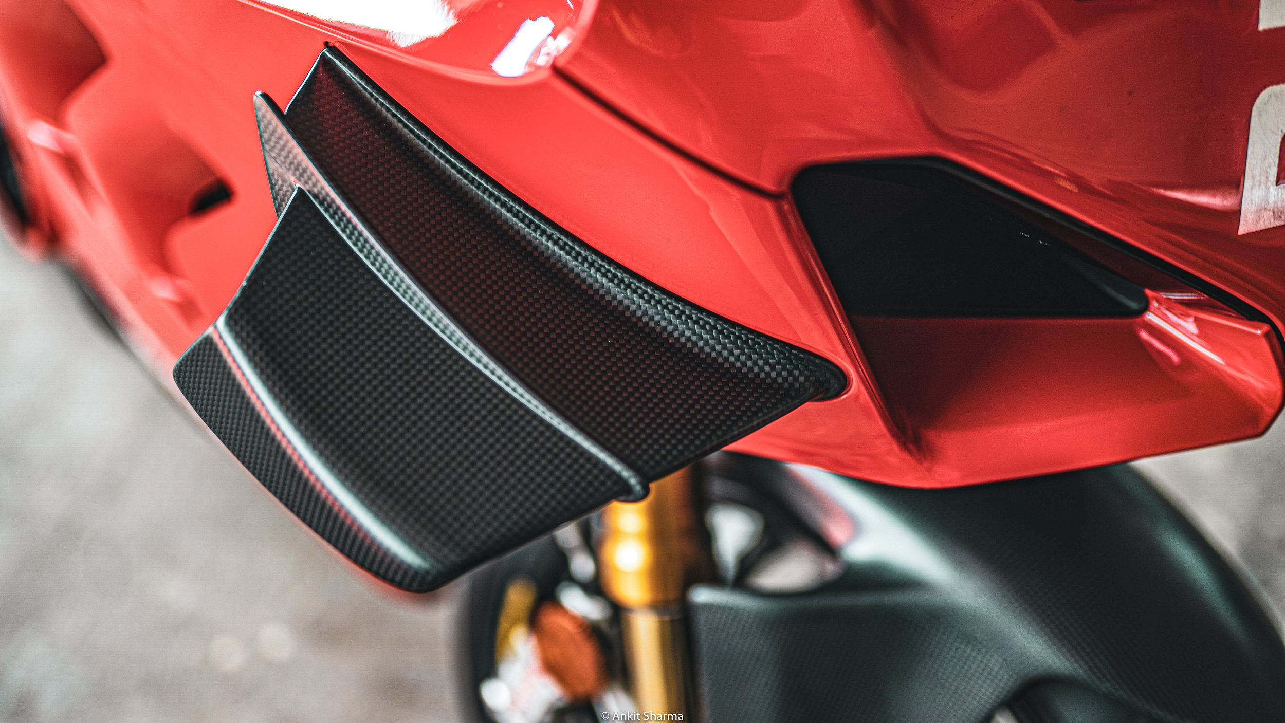 These winglets might help you keep the front wheel down but not your excitement.