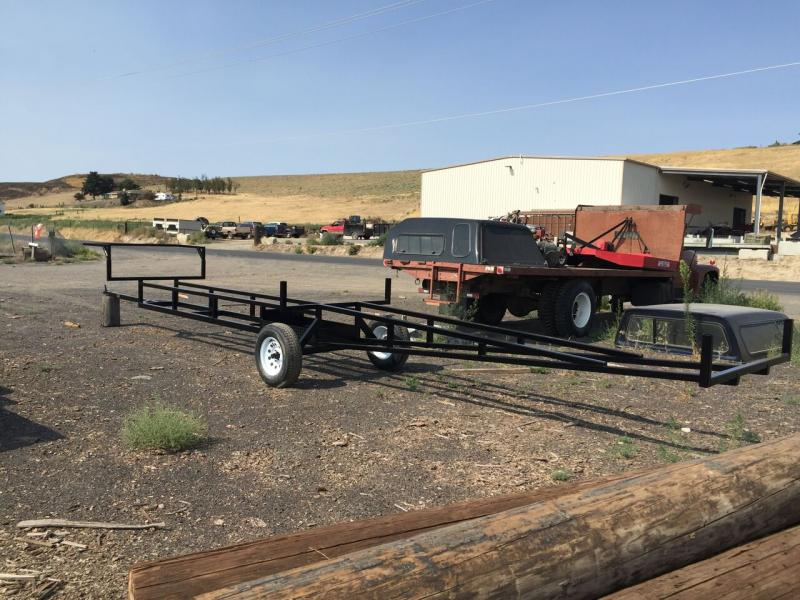 Irrigation Trailer