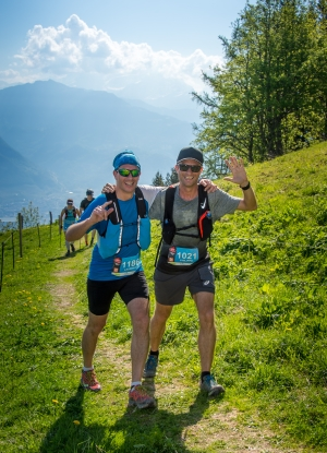 Torgon Trail - May 25th 2019, Torgon