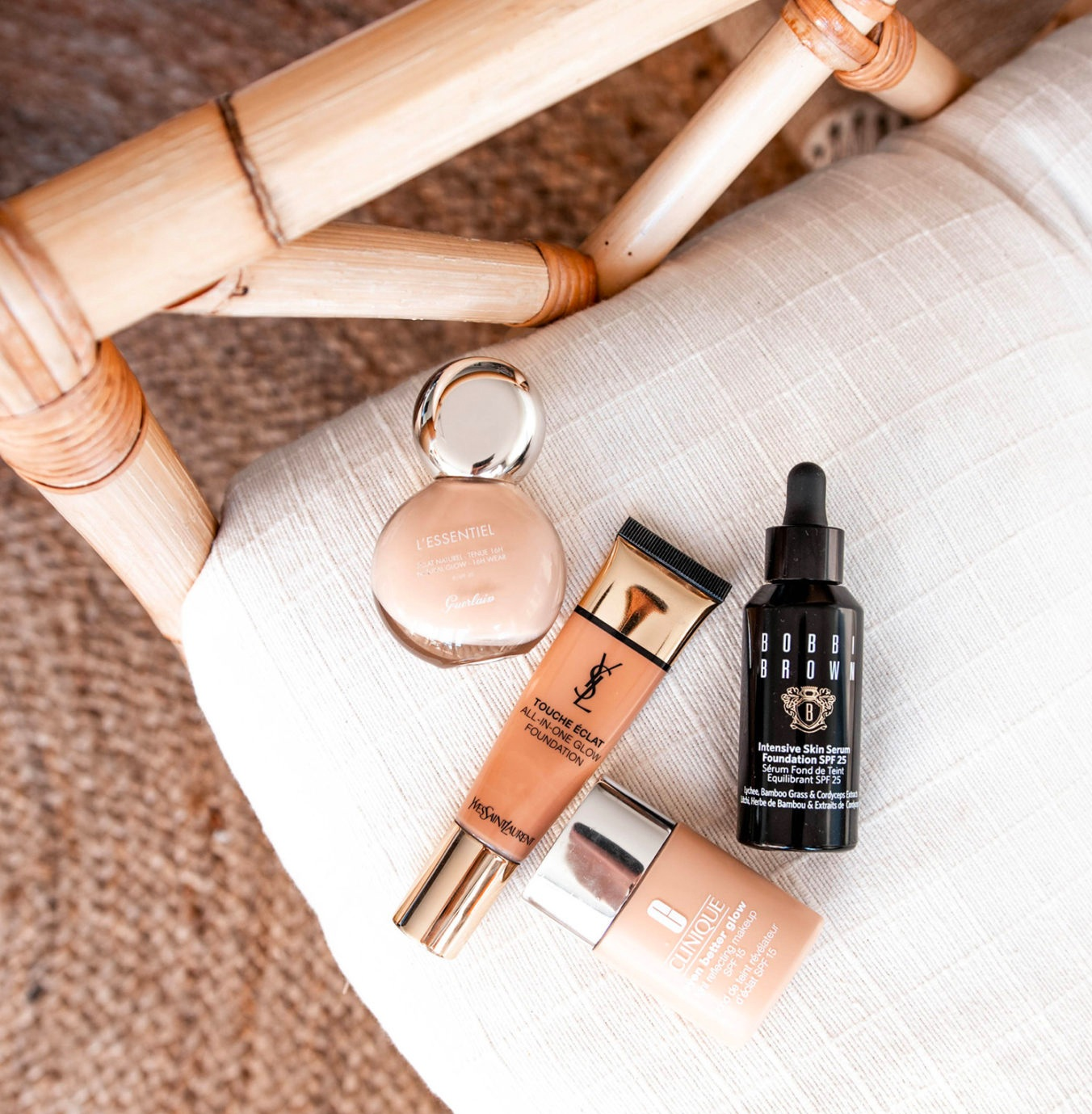 My Top Recommended Luxury Foundations For The Cold Months - Beauty