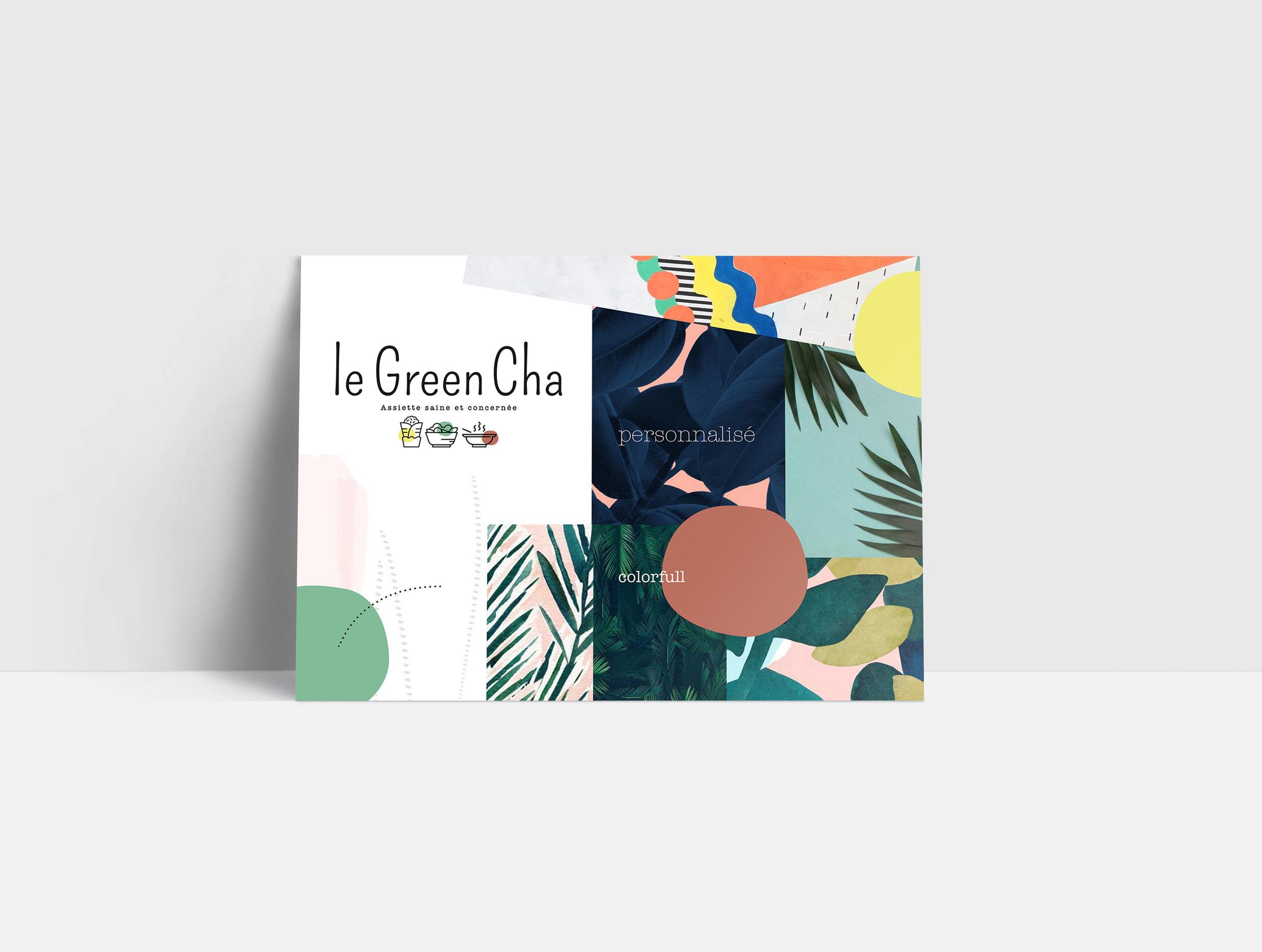 GREEN CHA - VOIR