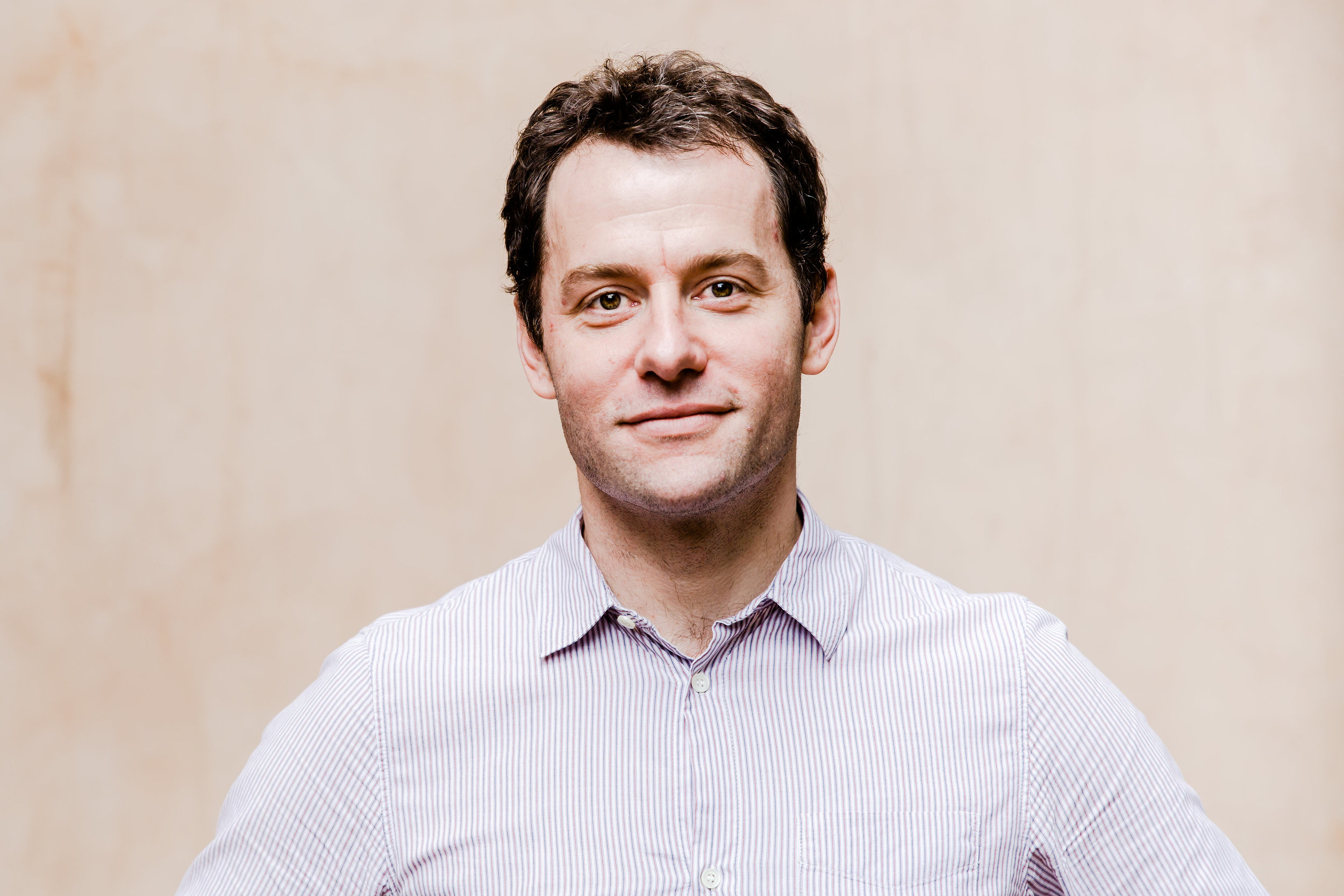 HERVÉ NICOLLE  Founder, Director & Resilience PIllar Lead