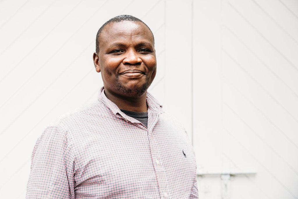 MUENDO NGUMBI  Driver & Office Messenger