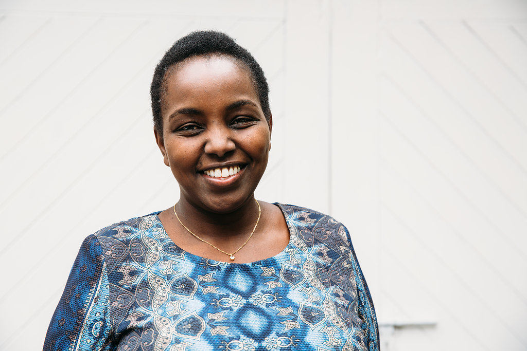 AGNES WAMBUI  Office and Finance Manager