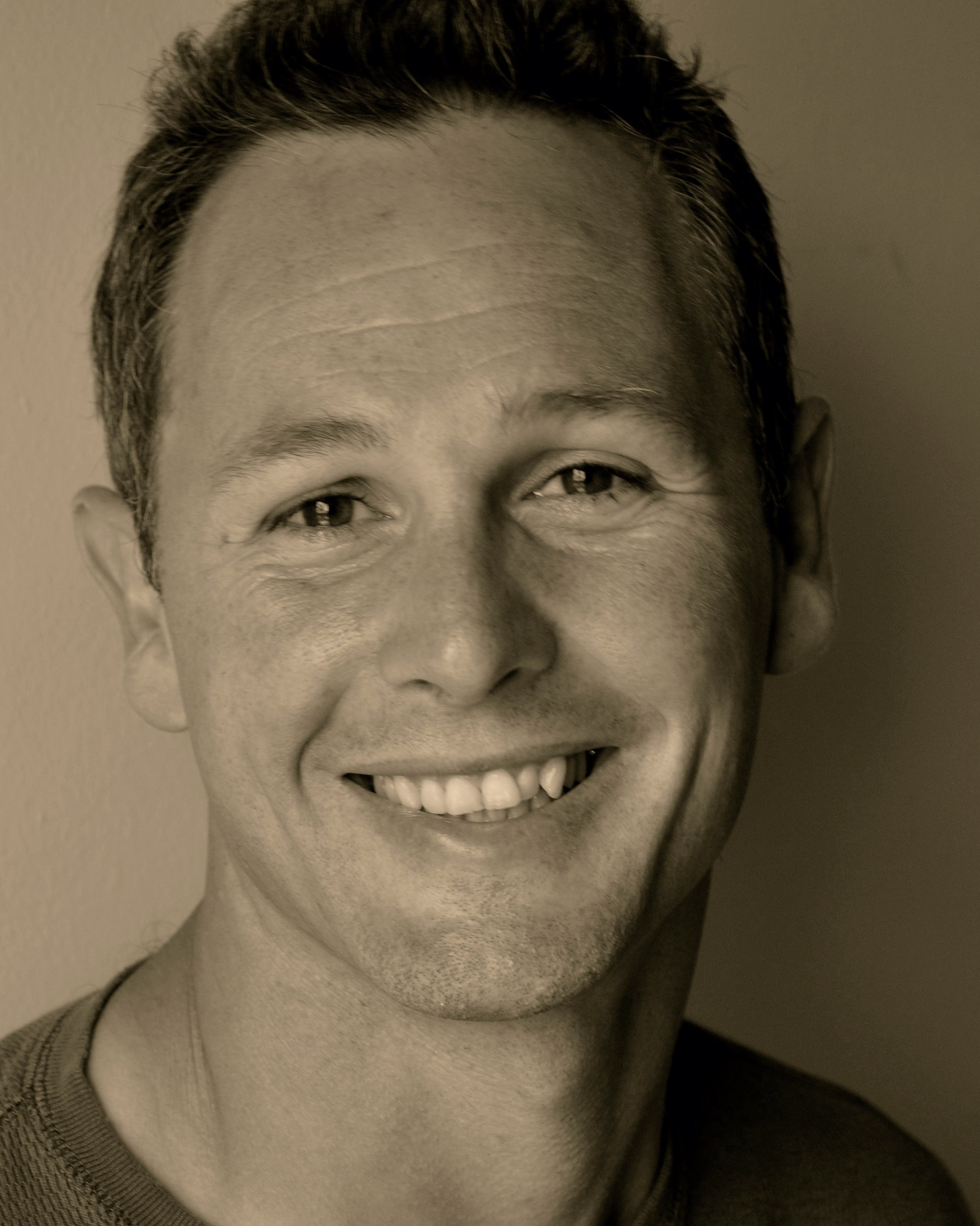 Paul - Paul's teaching style is influenced by the Yogaworks system, his martial arts background and his love of people.