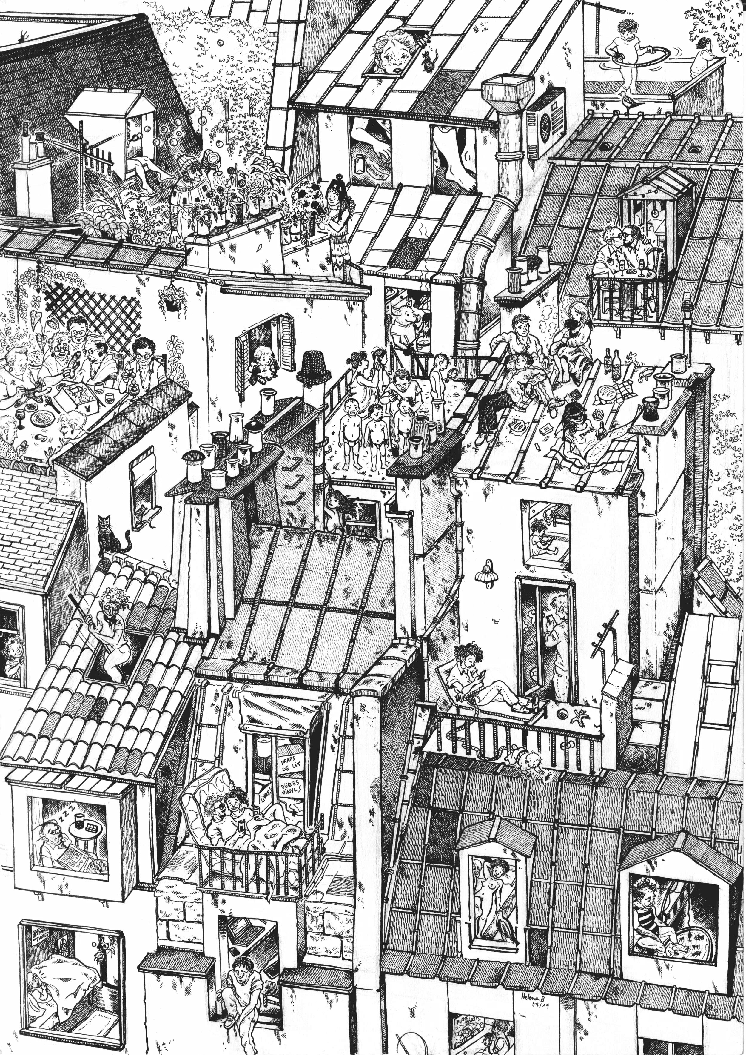 rue de la sorcière