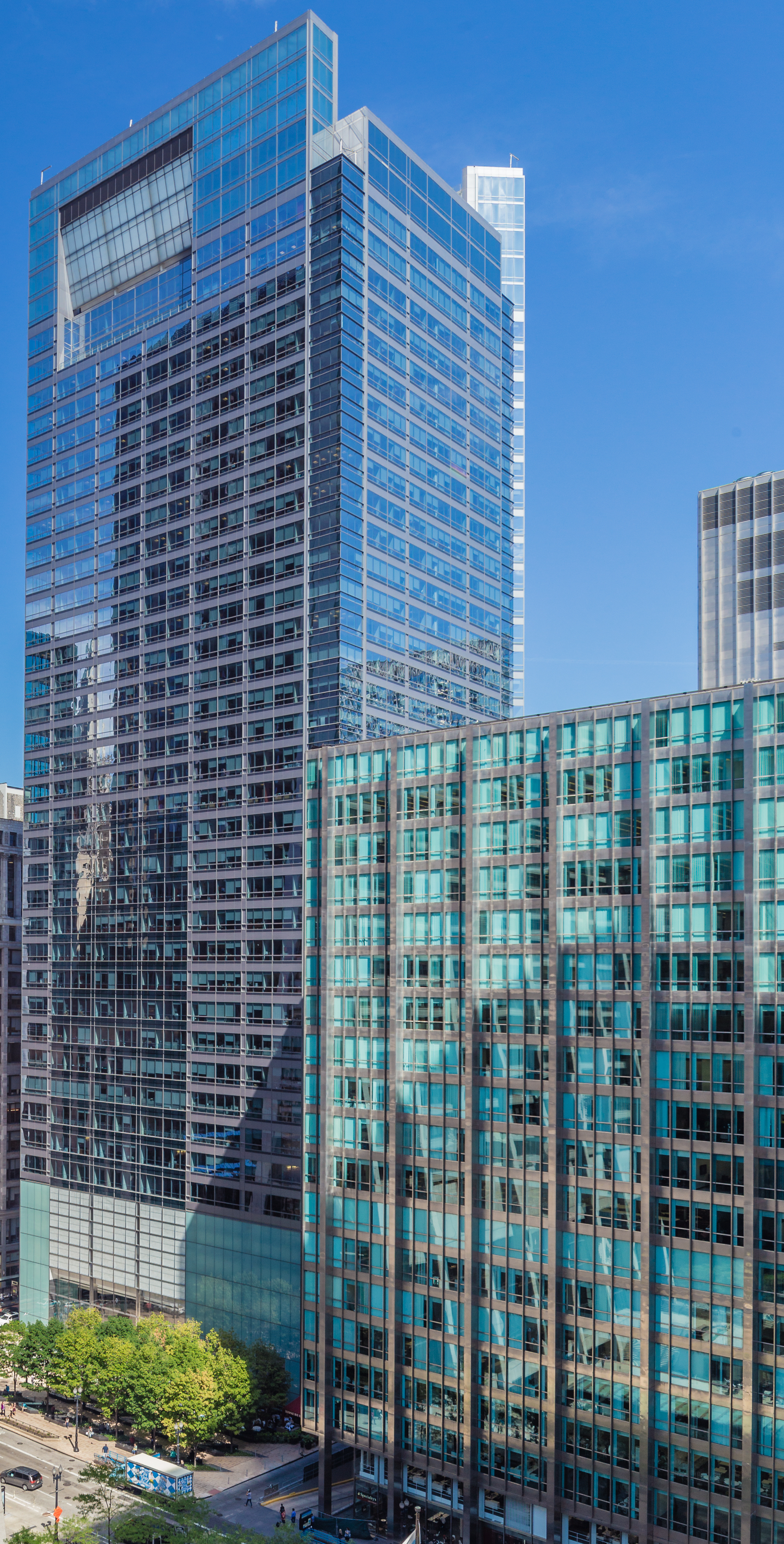 One South Dearborn   Chicago, IL  Property Type: Office  Partner: Hines