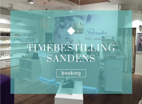 Timebestilling Renates Hud & Makeup - Sandens senter, Tollbodgata 1638025090 Tast 2