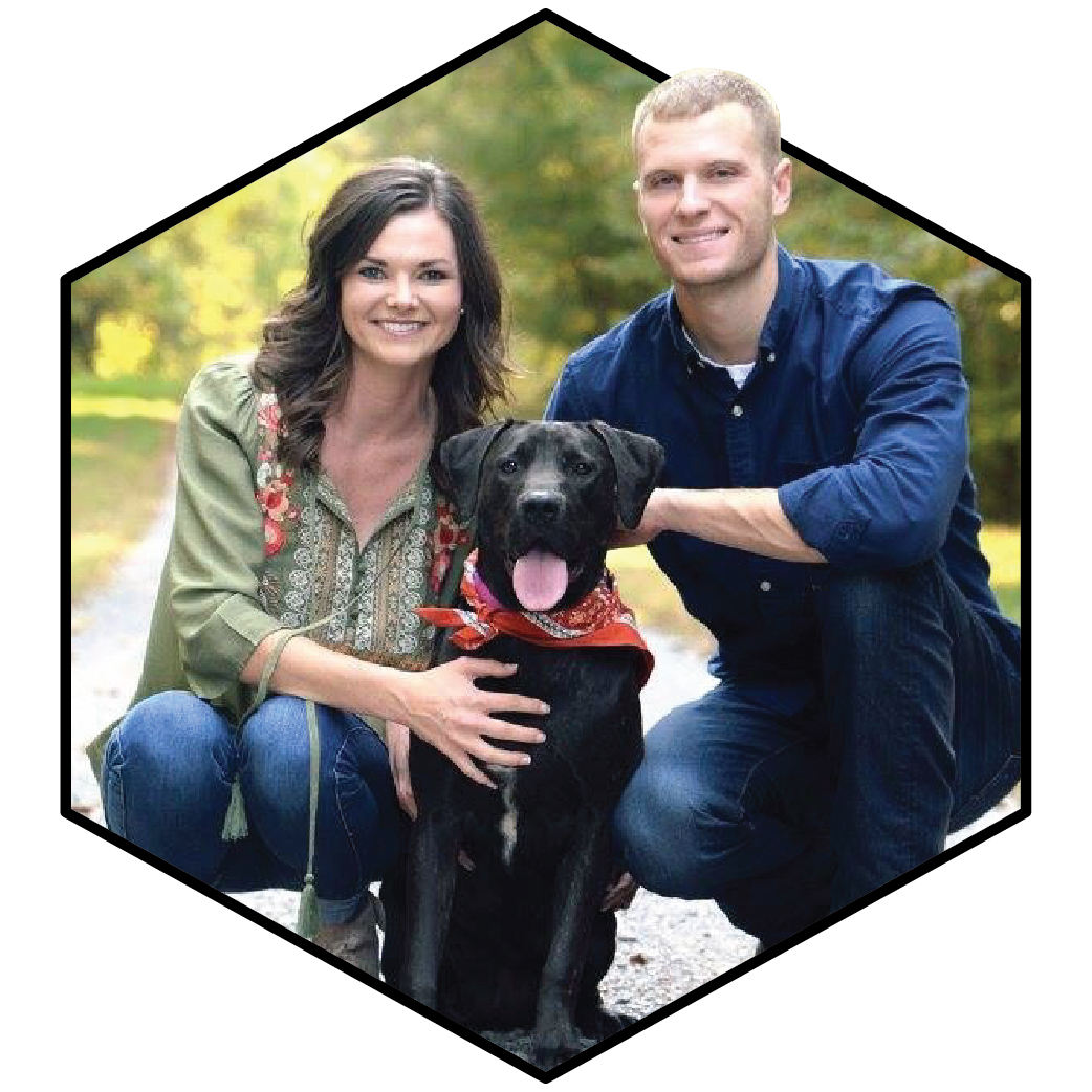Owners, Allison & Jared Choate