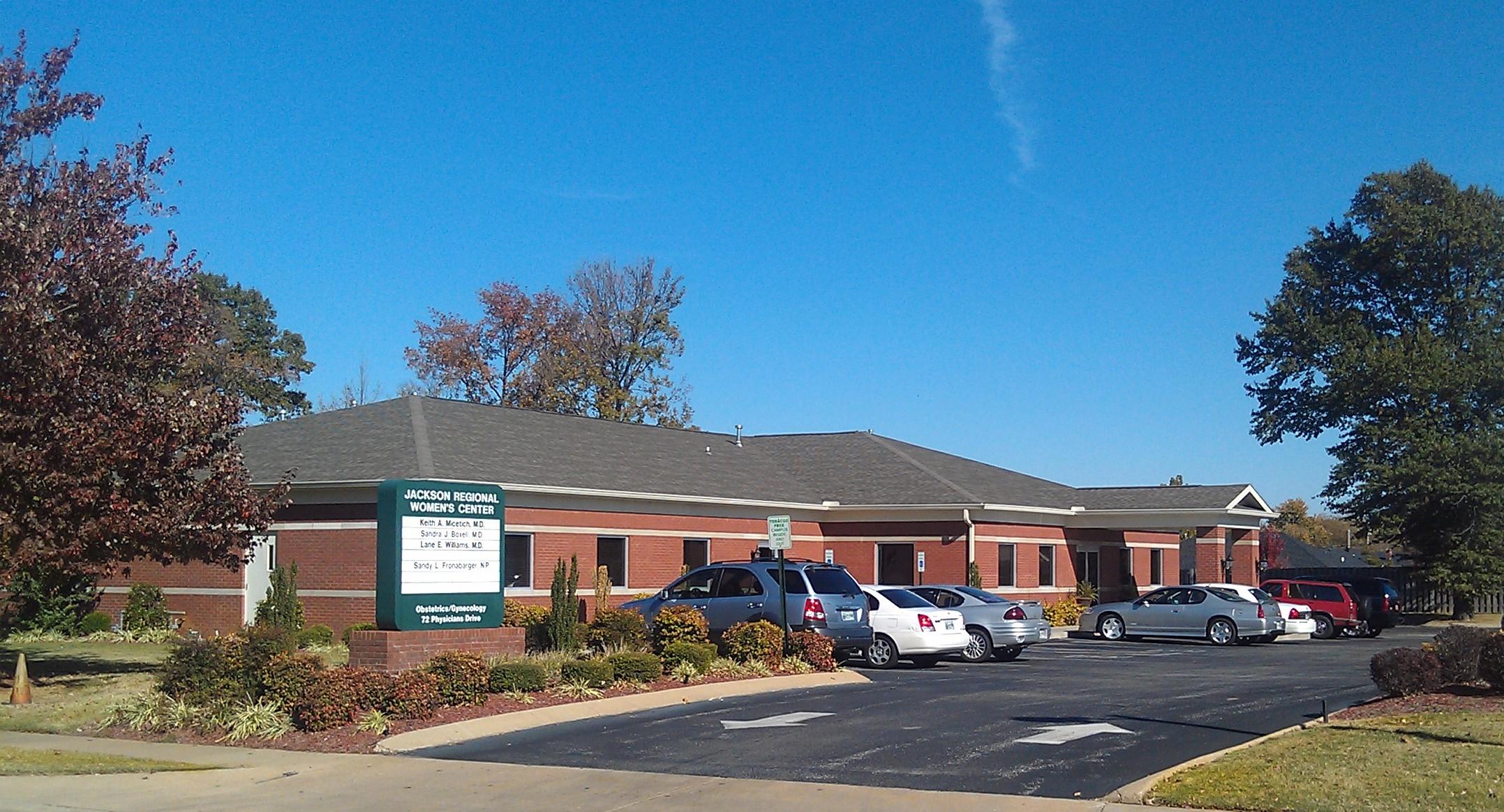 Jackson Regional Woman's Clinic