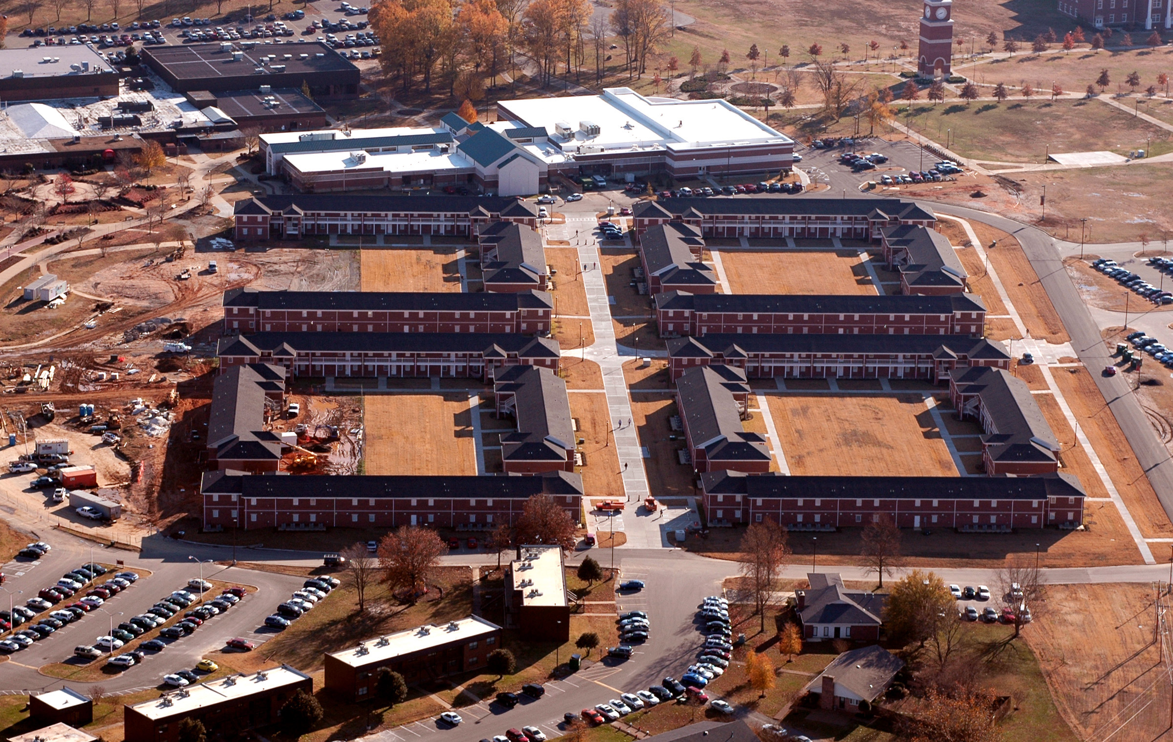 Union University Dorms