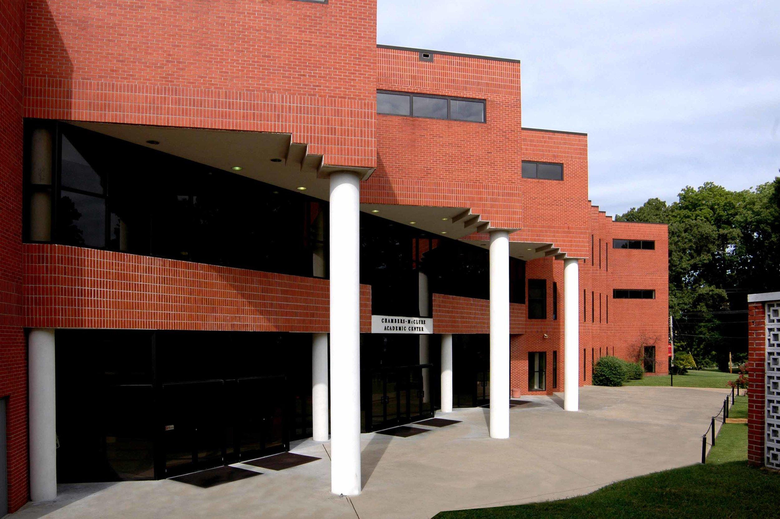 Lane College GMAC Building