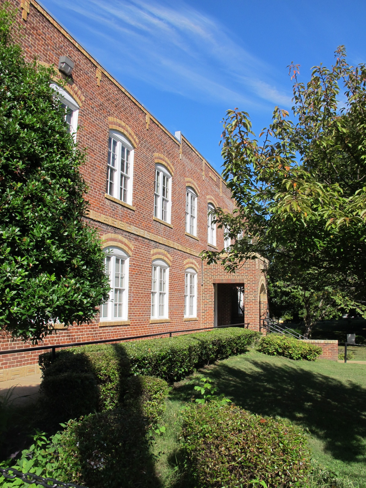 Lane College Library