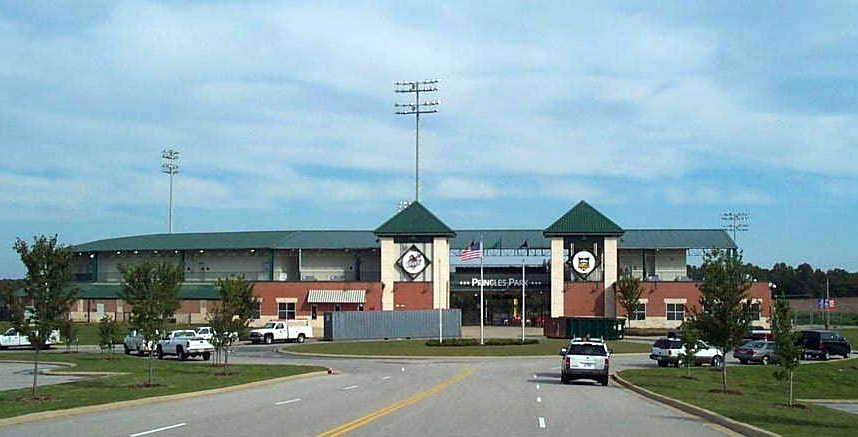 Jackson Generals Stadium Addition