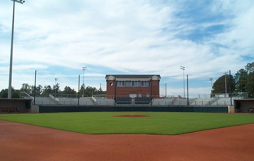 Union University Baseball Fields