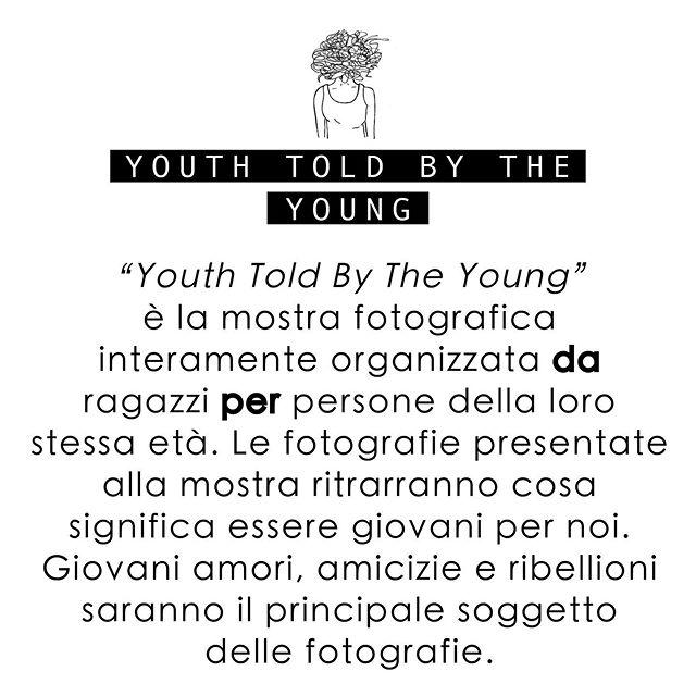 Are you interested in participating? You can still contact us. What does it mean to be young today for you?  Sei interessata/o a partecipare? Le adesioni sono ancora aperte. Che cosa significa per te essere giovane ai giorni d'oggi?  follow us for more: @youthtoldbytheyoung  #youthtoldbytheyoung #youth #young #youngpeopletoday #exhibition #photography #photographyexhibition #photograph #photographsbyyoungpeople  #stories #submit #application #ideas #inspired #interested #participating #contactus #giovinezza #gioventu #giovani #ragazzidivita #ragazzini #giovanidoggi #mostra #mostradifotografie #mostradifotografia #fotografia #storie #presentare #iscrizione