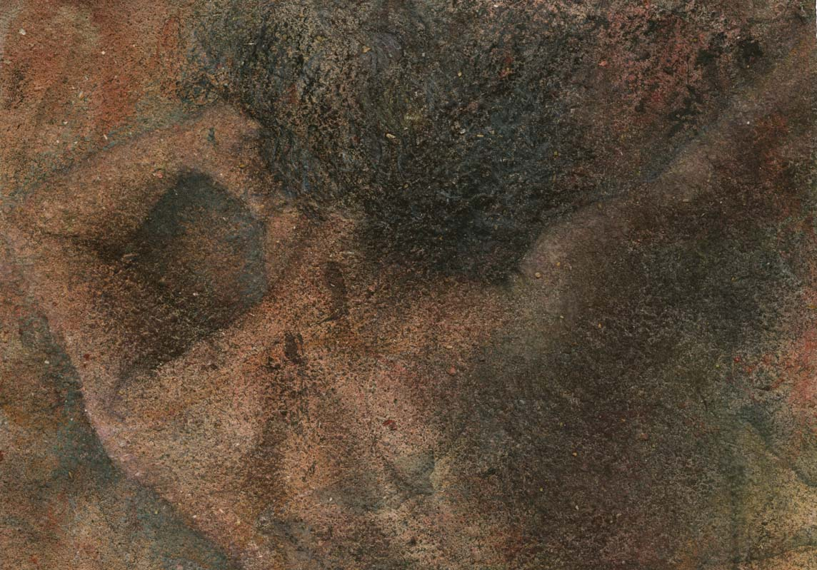Back from above   The images in this gallery are large details, cropped to a straight edge. Click on the image title to see the full version of the drawing in its  gallery .
