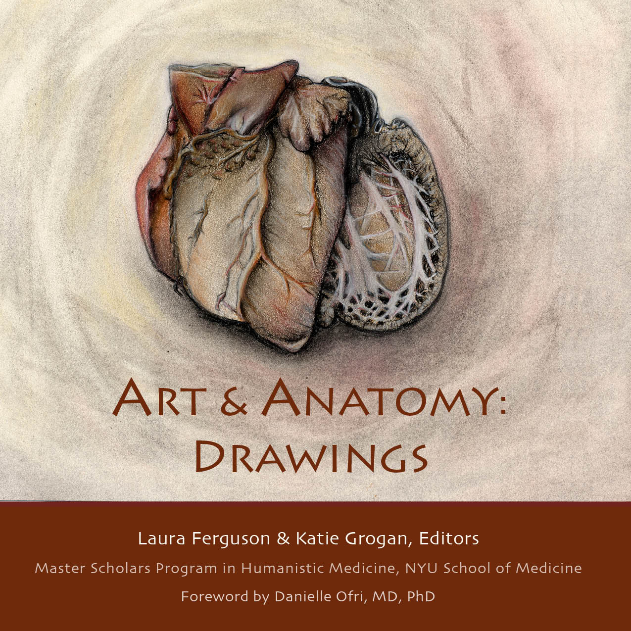 - What began with one innovative class, and my belief in the value of drawing in the context of medicine, is now in its 11th year and becoming a model for other medical schools to follow. Art & Anatomy has inspired a book, a journal article, a short film, a podcast interview, and more:Art & Anatomy: Drawings Laura Ferguson and Katie Grogan, eds., Foreword by Dr. Danielle Ofri with a student's perspective (and cover art) by Hannah BernsteinPublished by University of California Medical Humanities Press 2018Read