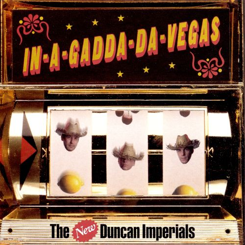 IN-A-GADDA-DA-VEGAS (1997) - Amazon | iTunes | Spotify