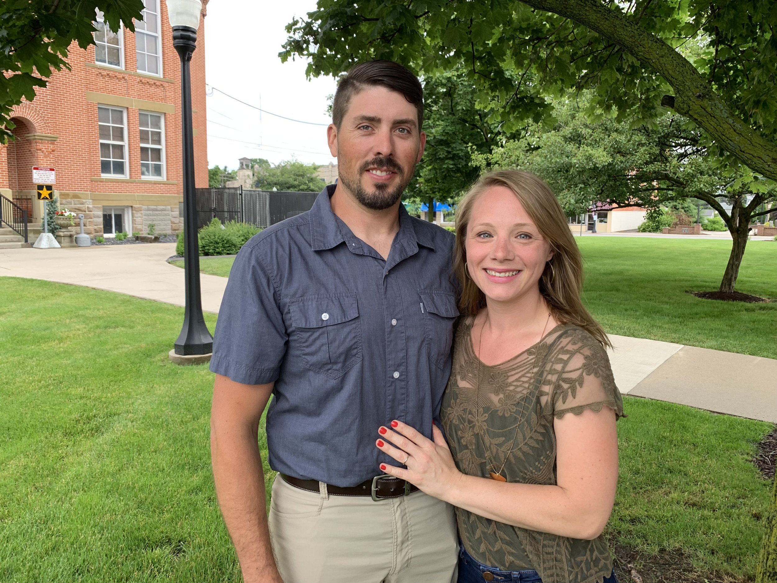 Nursery Coordinator: - Amber KrynockAmber and her husband Nathan have a great love for Paulding. It's not uncommon to find them volunteering in the community. Nathan and Amber are proud parents of five children, and love cooking and traveling.