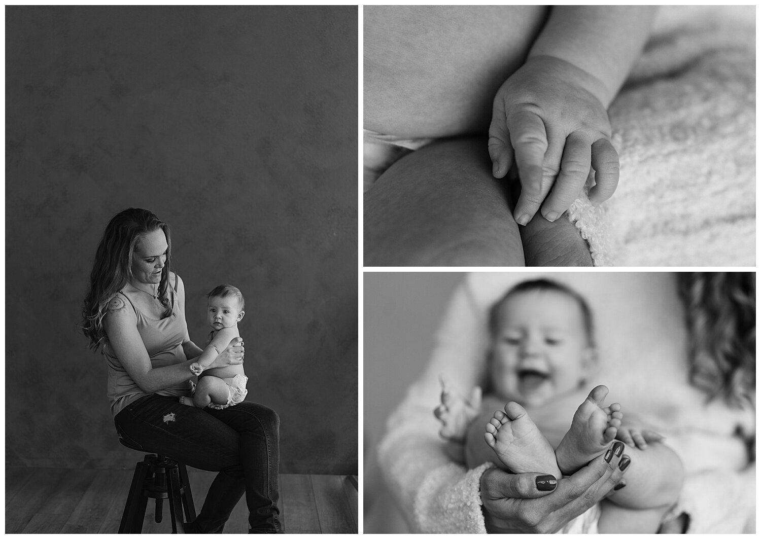 asheville newborn photographer