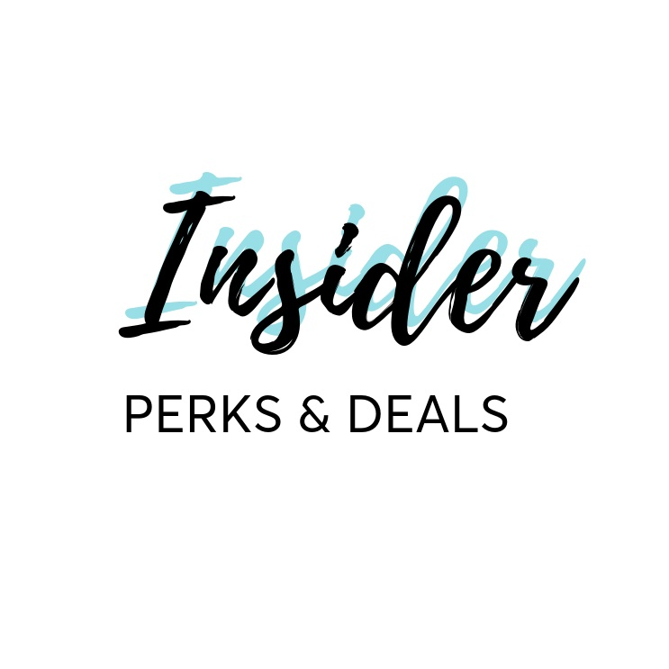 Insider+Perks+and+Deals