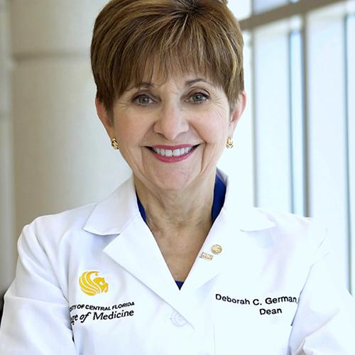 Deborah German, MD