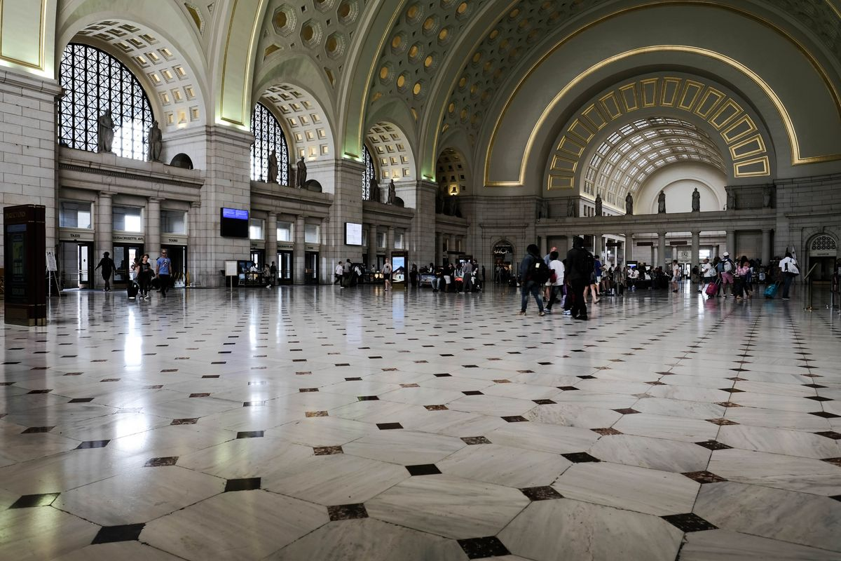1st+2nd Blueprint Forums at Union Station