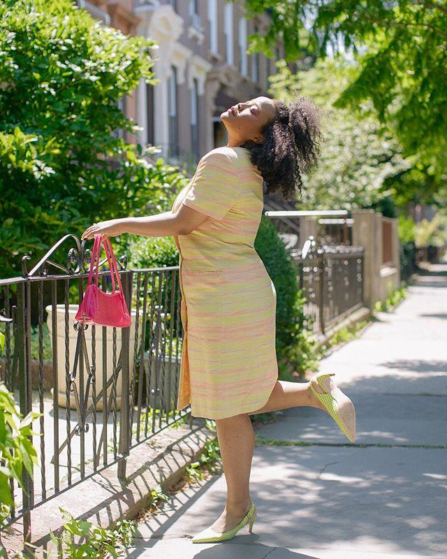 TGIF ☀️ bag and dress coming soon ~
