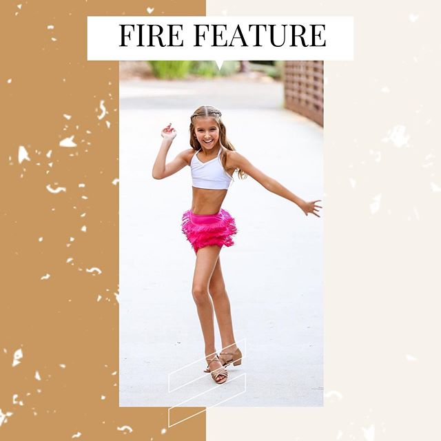 🔥FIRE FEATURE🔥 • Today's Fire Feature is featuring @annabel_dances!! This girl has literally been ON FIRE practicing at home!! She has been diligent and consistent and the improvement is real! • Annabel's favorite thing about the course is learning so many different styles at her own pace. She loves the progression of the courses and that they can be challenging but always fun! SO PROUD OF YOU GIRL! KEEP IT UP! • Swipe right to see her practicing in action at home! #tbcfirefeature #ballroomathome