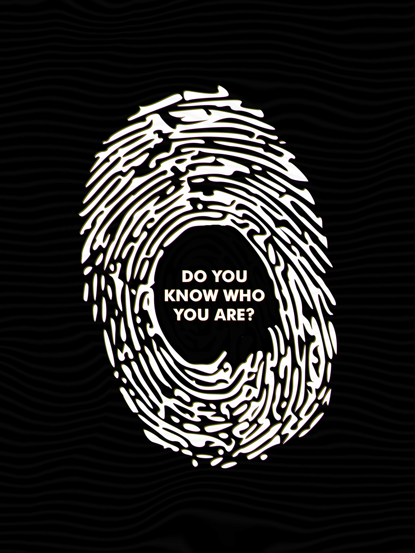 Example of contrast.  Identity  by Samuel J. Stroud. Taken from the  Daily Posters project .