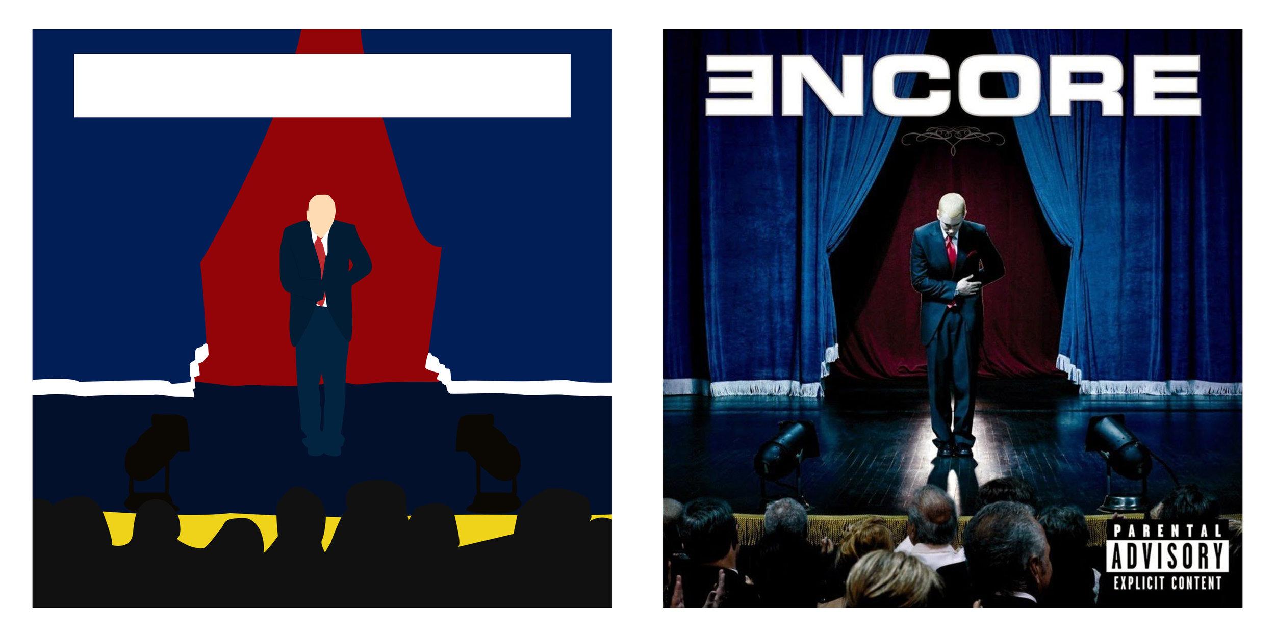 Eminem -  Encore  (2004)