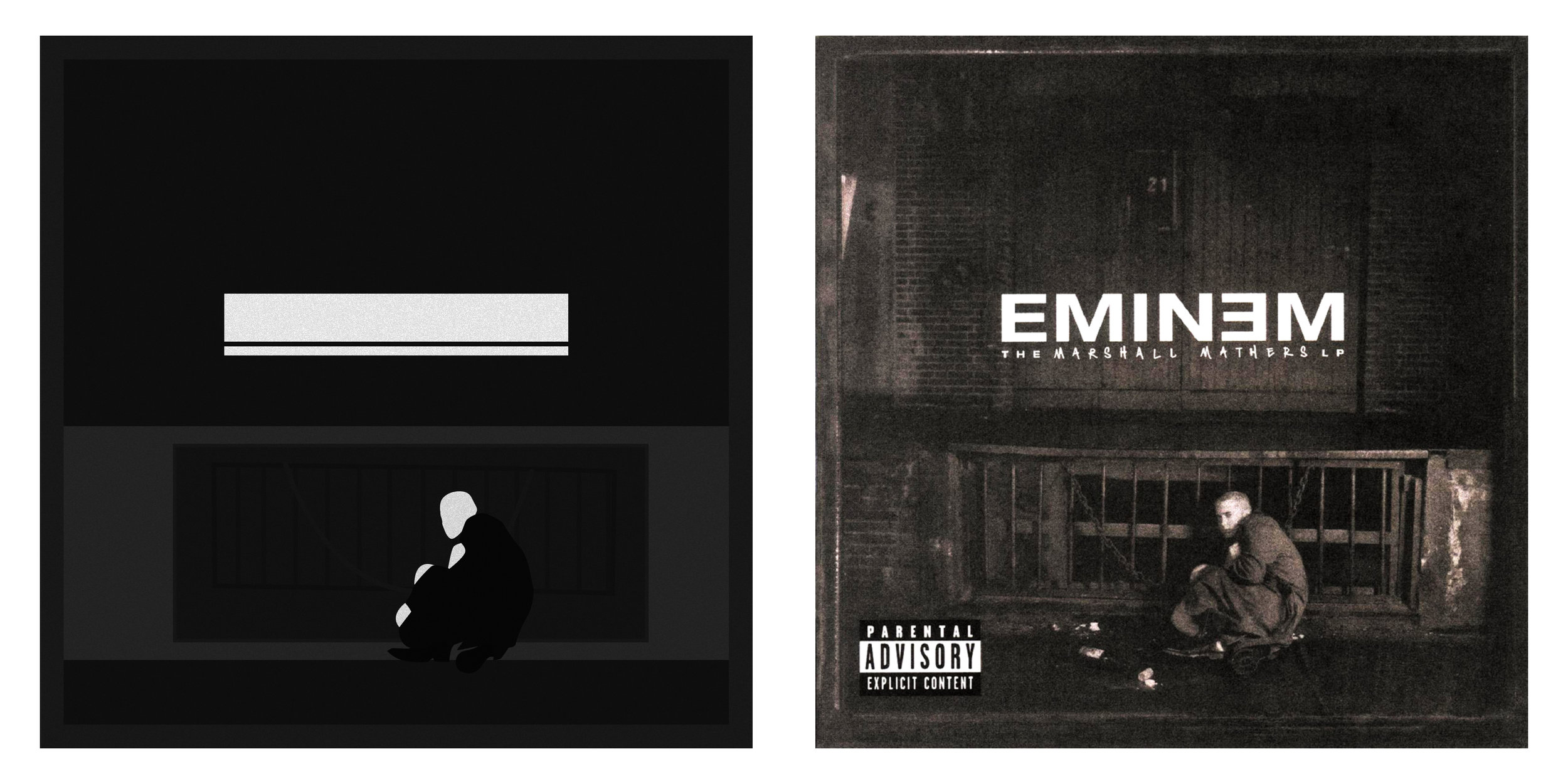 Eminem -  The Marshall Mathers LP  (2000)