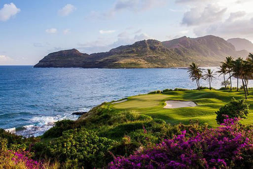 GOLF - The island of Kauai is known as a top destination for golfing. In addition to offering players a perfect round of gold, Kauai golf courses feature spectacular views. Some overlook the turquoise waters of the Pacific, and others are backed by the island's emerald green mountains.Hokuala Golf CoursePoipu Bay Golf CoursePrinceville Makai Golf Course