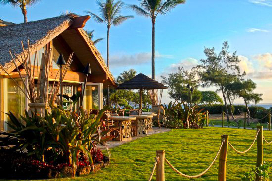 OASIS ON THE BEACH - Open-air, waterside fine-dining destination featuring locally sourced Hawaiian cuisine & live music.Location: 4 820 Kuhio Hwy, Kapaʻa, HI 96746Contact: (808) 822-9332