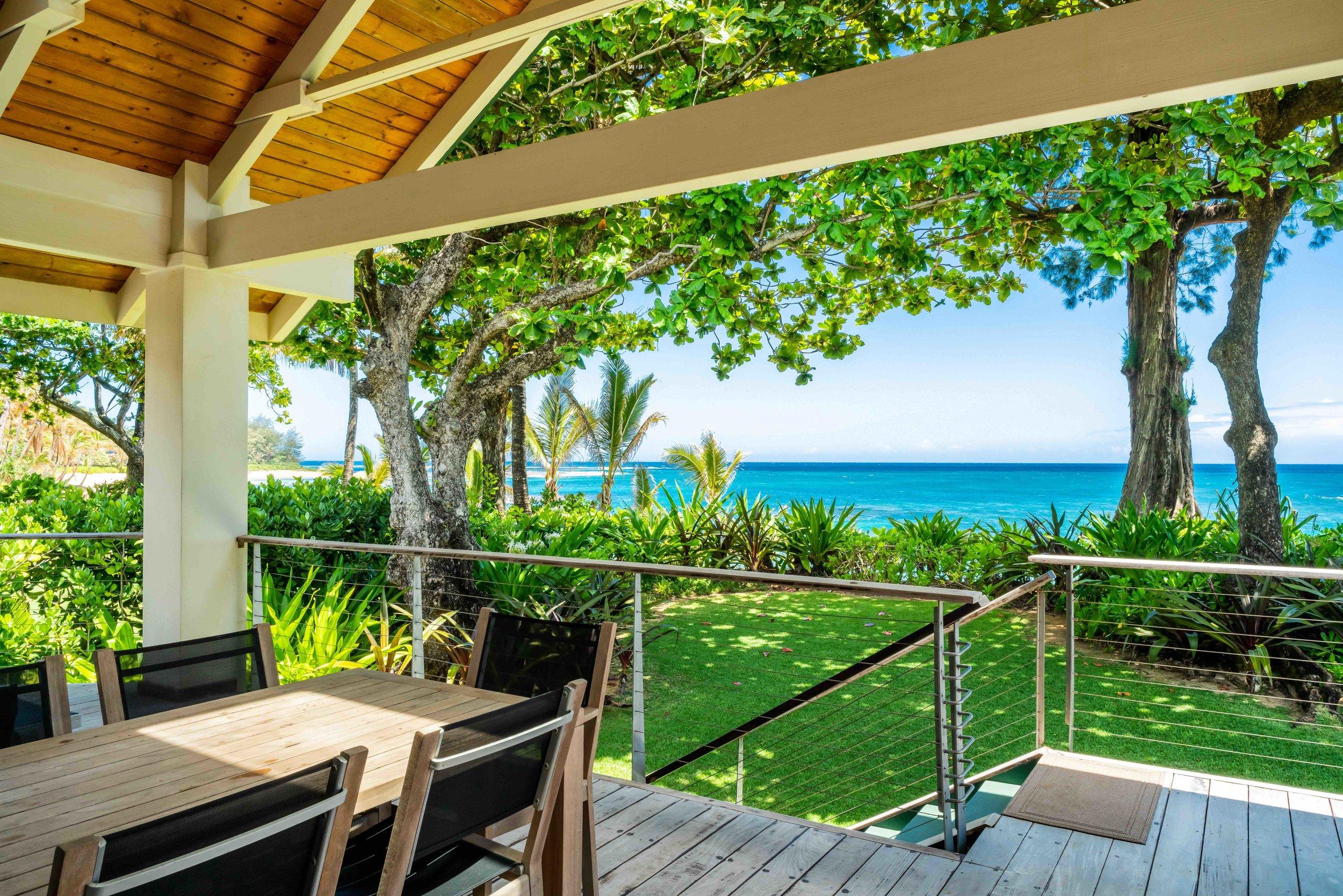 Beachfront Rental Hawaii