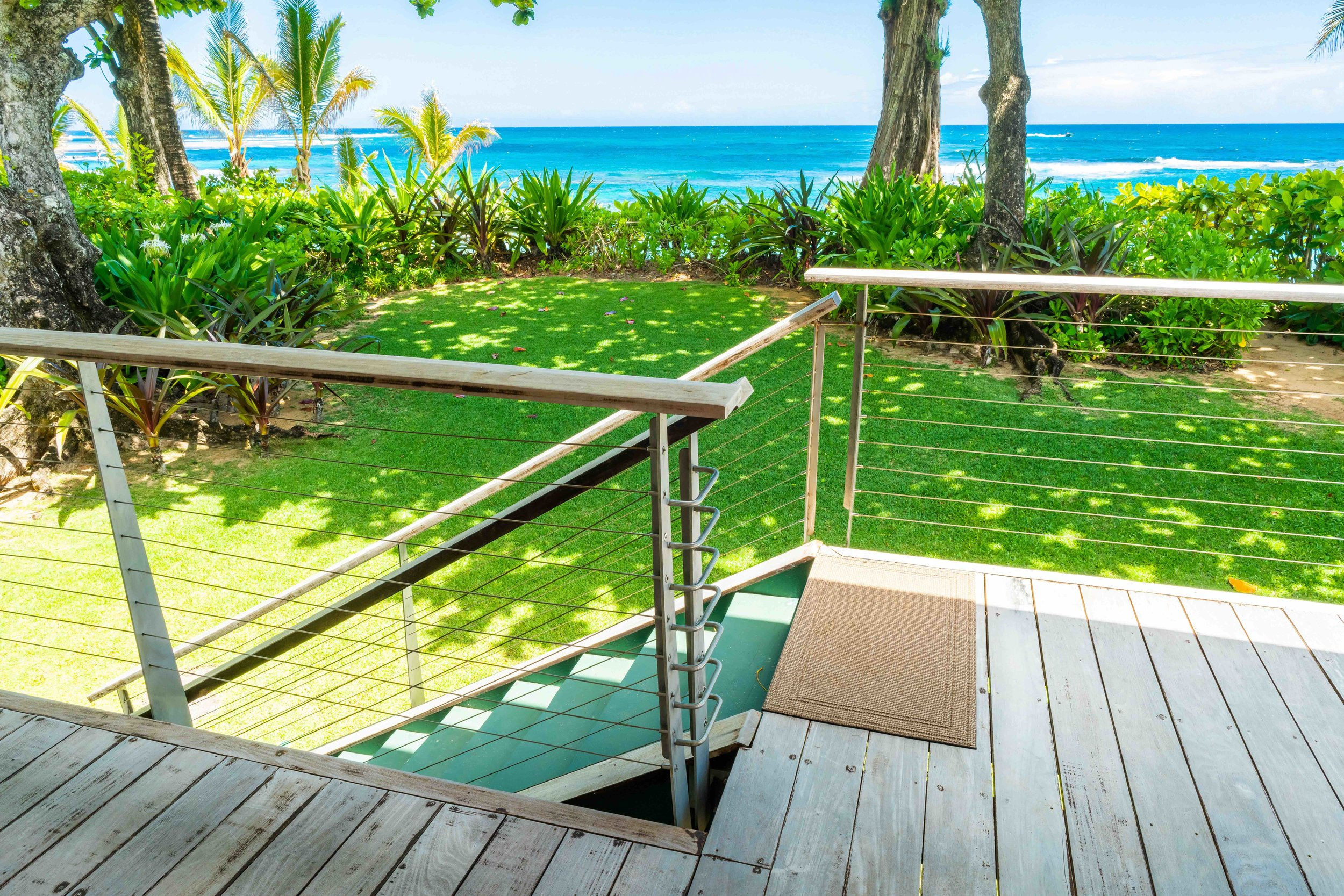 Beachfront Propert Hawaii