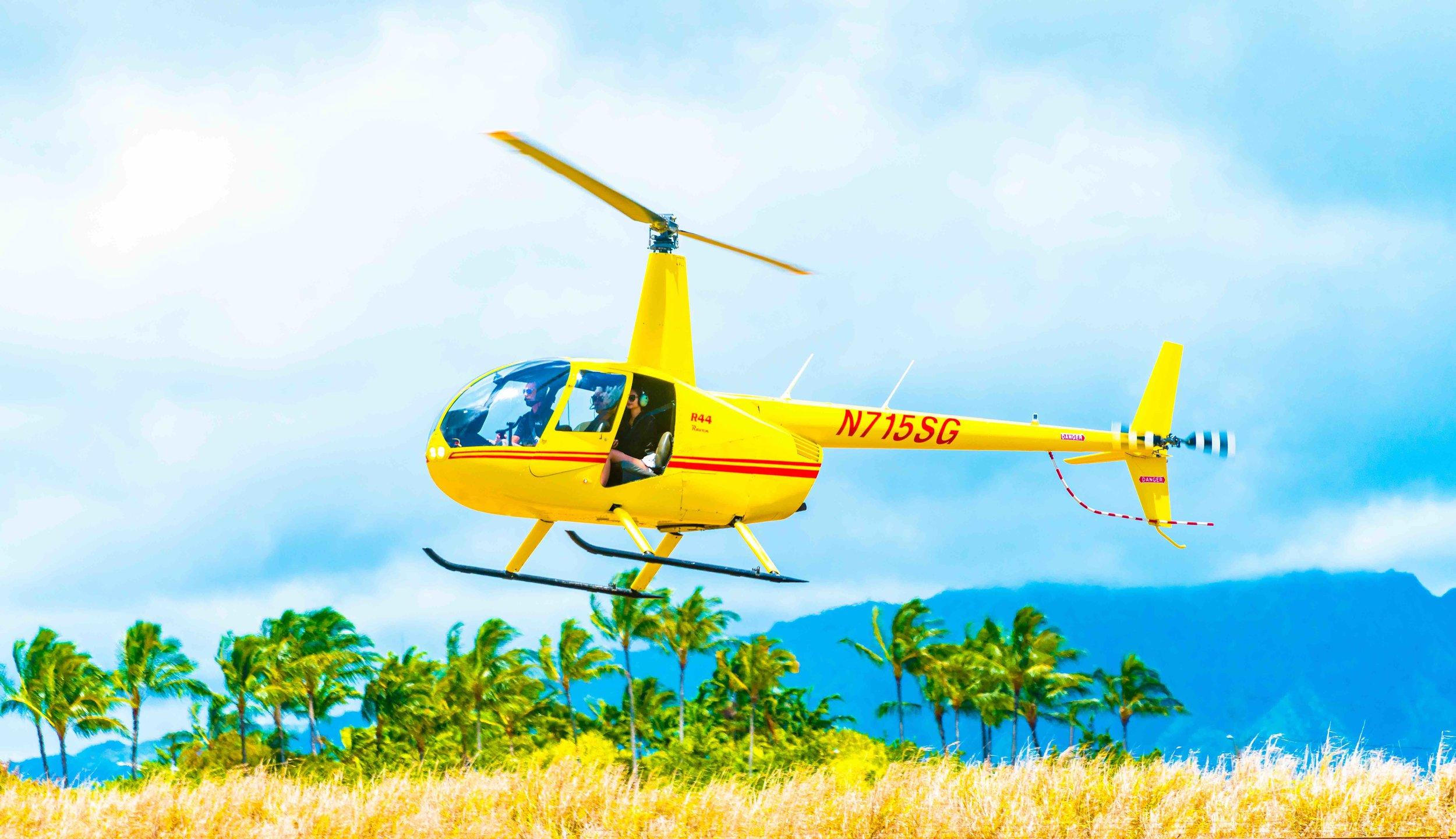 Mauna Loa Helicopter Tours