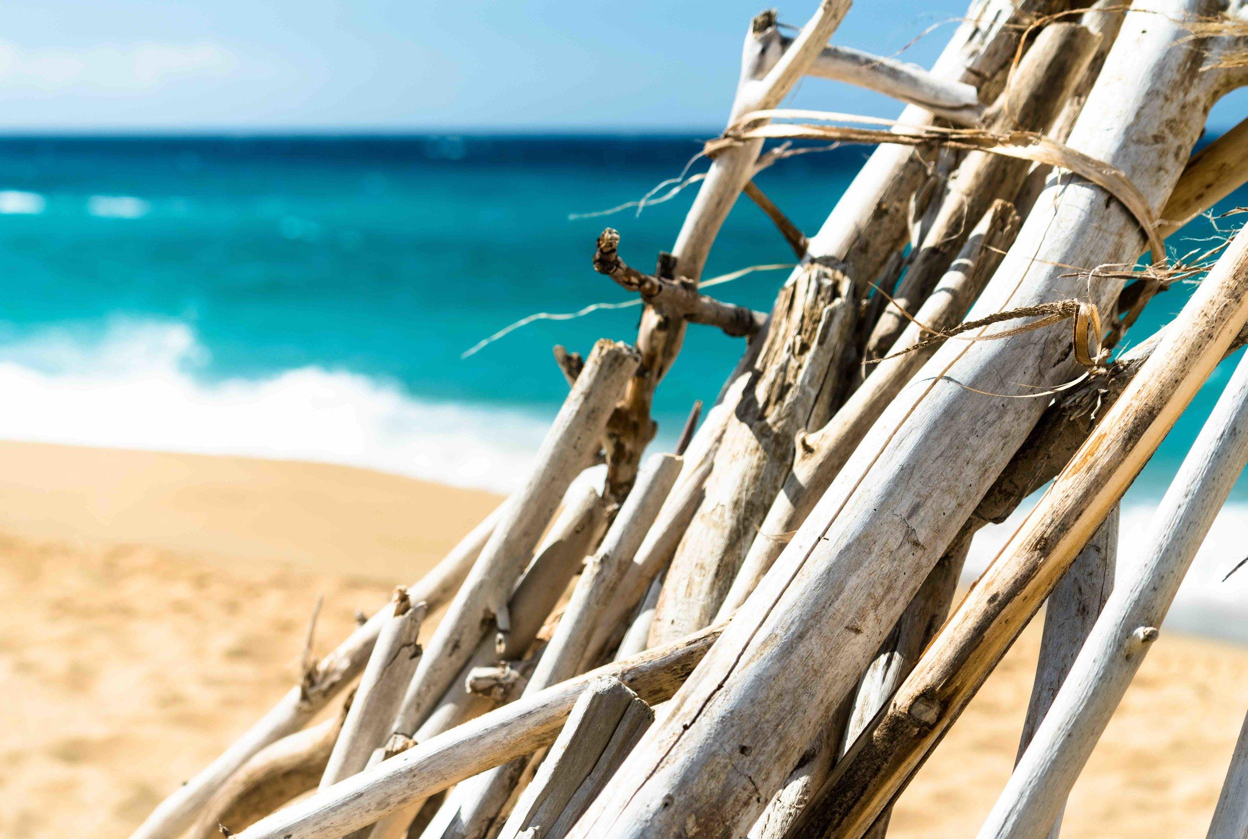 Beachfront Vacation Rental Kauai