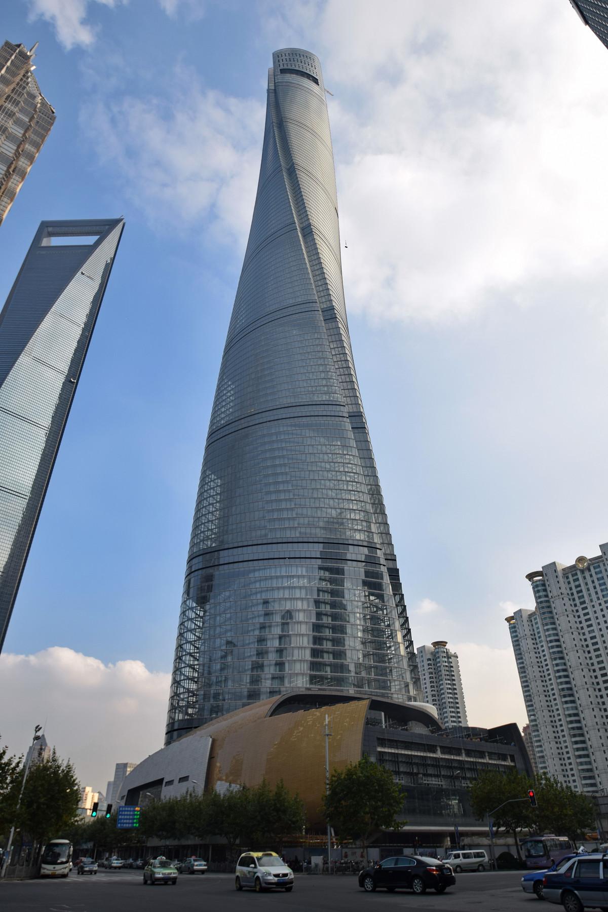 Baycrest ShanghaiTower Gensler
