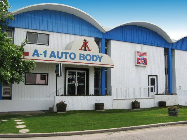 We Meet THE NICEST PEOPLE By Accident - We provide automotive repairs for all makes and models, foreign and domestic. With the largest shop in Canada, we can get you back on the road more efficiently.In addition, we've developed and kept great relationships with most insurance companies and dealerships.