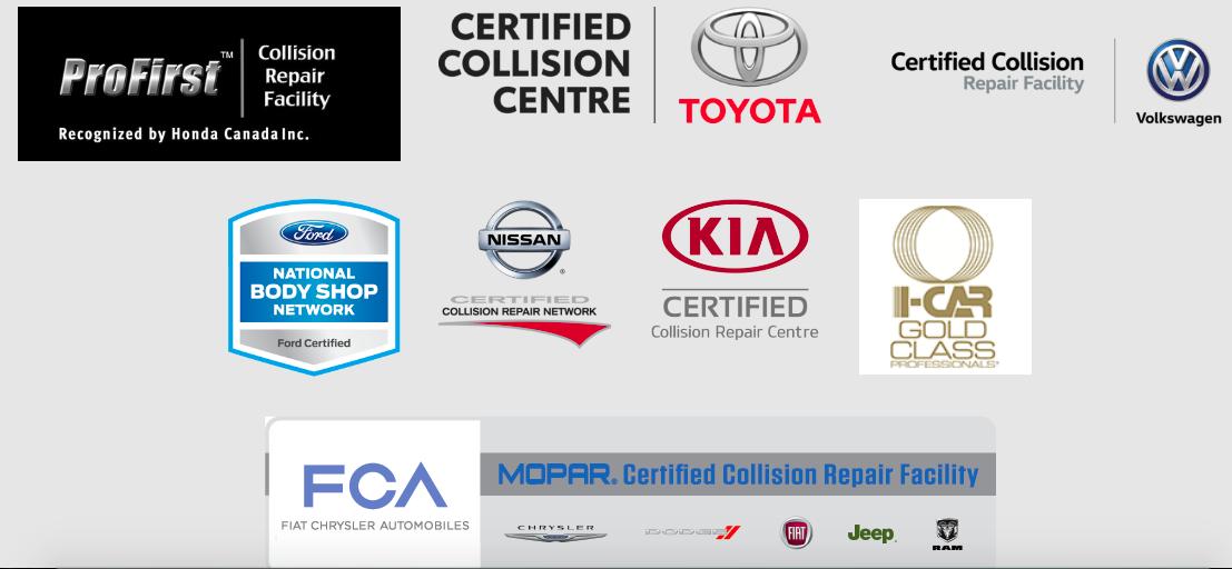 Certified Repair Centres